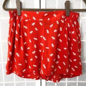 Kavu Sally shorts with pockets - EUC